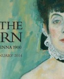 Klimt. Portrait of Amalie Zuckerkandl. Poster of the exhibition