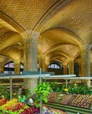 Queensboro Bridgemarket. Guastavino Company for Henry Hornbostel, 1908. Image © Michael Freeman