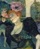 H. de Toulouse-Lautrec. <em>Marcelle Lender Dancing the Bolero in