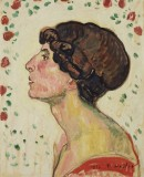 Ferdinand Hodler. <em> Portrait of Valentine Godé-Darel</em>, 1912 © Leopold, Private Collection