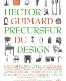 Poster of the exhibition © Le Cercle Guimard