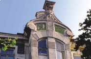 Architect unknown, 1903. Dwelling at 10 Krilovi St.